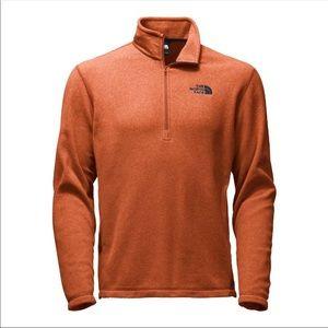 NorthFace Men's Zip Sweater